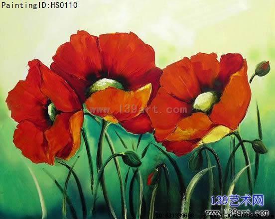 花- 静物油画 - 装饰花卉静物油画 139艺术网官方网站