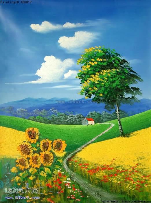 壁纸 成片种植 风景 植物 种植基地 桌面 522_700 竖版 竖屏 手机