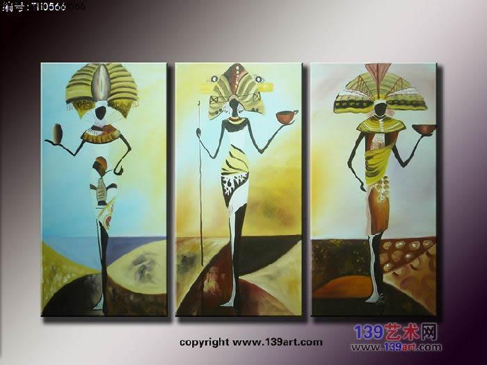 装饰画 装饰画139艺术网品牌纯手绘油画客厅卧室楼梯3
